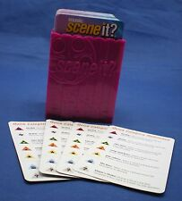 Scene It Music Trivia Cards 2005 Replacement Game Part Piece