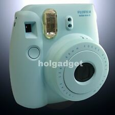 Fuji Instax Blue Mini 8 Camera Instant Film Fujifilm Photo Picture