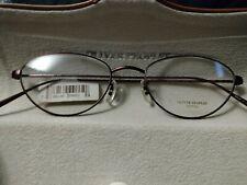 Oliver peoples Ov1247t burgundy glasses... Bnwt