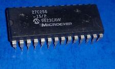 27C256-15/P DIP-28 MICROCHIP   (used) Id16641P39