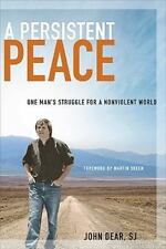 A Persistent Peace: One Man's Struggle for a Nonviolent World-ExLibrary