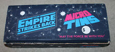 1980 Star Wars Empire Strikes Back Micro Tin Set Unused Store Display Box (FULL)