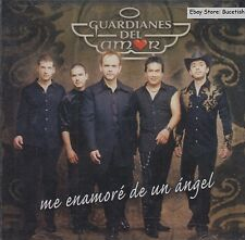 GUARDIANES DEL AMOR - ME ENAMORE DE UN ANGEL - 14 TRACKS - LIKE NEW - G304