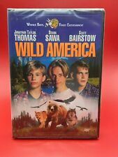 Wild America (DVD, 1997) R 1/ Jonathan Taylor Thomas/  Factory sealed