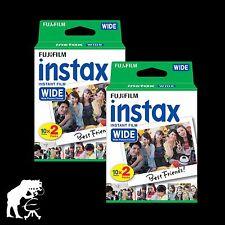 Fuji Instax DP 4x10 Aufnahmen Wide Picture Format für Wide 100 200 210 300