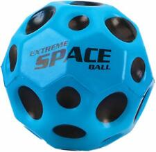 6.5cm Blue Extreme Space Ball With Extreme High Bounce - HL502-BLUE