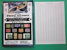 UNIVERSAL PHILATELIC AUCTIONS CAT. FOR SALE No.75 TUESDAY 8th OCTOBER 2019 (WS)