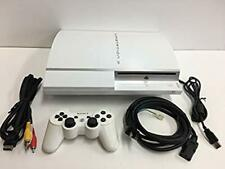 PLAYSTATION 3 (40GB) PS3 sony Ceramic white CECHH00 japan