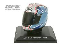 Dani Pedrosa-CASCO ARAI HELMET-WM MOTO 250 cm³ 2005 - 1:5 al 2005-dp-h34