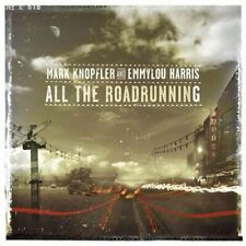 MARK KNOPFLER AND EMMYLOU HARRIS all the roadrunning (CD, Album) Country Rock,