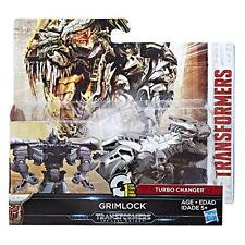 NEW-RARE-Transformers L'ULTIMO CAVALIERE MOVIE 1-Step Turbo changer GRIMLOCK