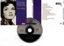 "CONNIE FRANCIS ""Love Songs"" (CD) 1993"