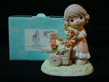 Preciou Moments-Roses Are Beautiful-June Calendar Girl
