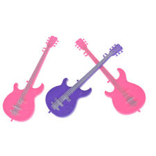 Kid Play House Miniature Musical Guitar Toy Violin For Barbie Doll Dreamhouse*-*