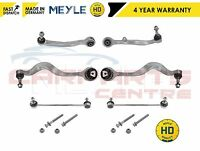 FOR BMW 5 SERIES E60 E61 FRONT LOWER TRACK CONTROL ARMS LINKS MEYLE HEAVY DUTY