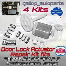 4 PCS Door Lock Actuator Repair Kit fits Ford Falcon AU BA BF Territory SX SY TX