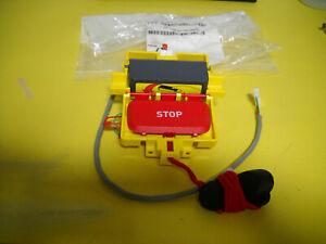 Precor Treadmill / Stop Switch, Console ASSY PN# 300369103