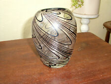 WMF Vase Deckselei seltenes Decor !!