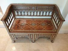 Damascus Arabesque Furniture