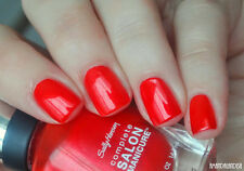 NEW! Sally Hansen Complete Salon Manicure nail polish CHERRIES TO MY ARIES