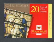 GB 2000 LX20 20 X SECOND CLASS CHRISTMAS BOOKLET