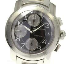 Baume & Mercier Capeland MV045216 Chronograph black Dial Automatic Men's_536782