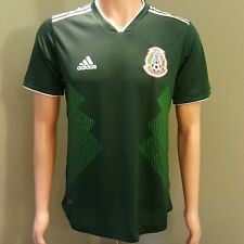 Mexico Home 2018 Men's Soccer Jersey Green