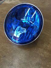 Harley Police Pursuit Lamp Blue Halogen 68728-09A J487
