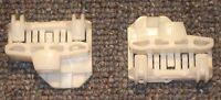 Cutlass (1999-2005) Window Regulator Repair Clips (2) Front Left  (Driver) Pair