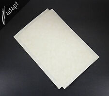 "Nomex 410 Insulation Paper 10 mil thick 2 each 8""x12"" Sheets Aramid Electrical"
