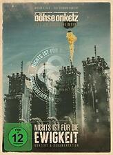 Nichts Ist Für Die Ewigkeit- von Böhse Onkelz (2014), Neuware, 2 DVD Set