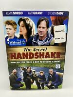 The Secret Handshake DVD Kevin Sorbo Amy Grant with Slipcover - Brand New Sealed