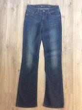 Ladies Levi Demi Curve Bootcut Jeans w26 l32