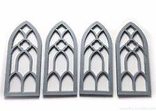 Elven windows v.3 - D&D, dungeon terrain, dwarven forge, pathfinder