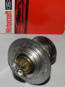 ★ NEW NOS Merkur Scorpio Thermostat Ford 2.9L V6 Motorcraft T-Stat 197° German ★