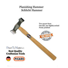 Picard Planishing hammer 016601-0375 Gold & Silversmith, copper metal artist