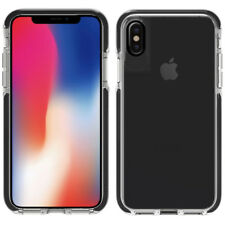 Gear4 Piccadilly Case for iPhone X / XS with D30 Impact Protection - Black