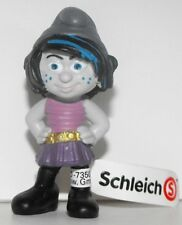 20757 Vexy Naughties Girl Figurine from 2013 Smurfs 2 Movie Plastic Mini Figure
