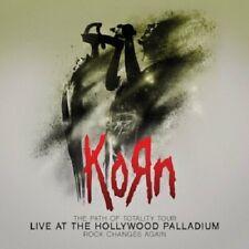 Korn - Live At The Hollywood Palla (NEW CD+DVD)
