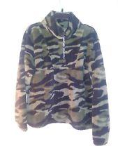 BEBE Pullover sherpa size L