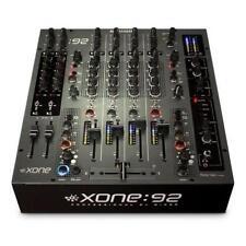 Allen & Heath Xone:92 Fader Professional 6 Channel Club/DJ Mixer (Open Box)