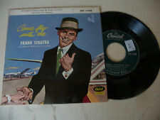 "FRANK SINATRA"" COME FLY WITH ME-disco 45 giri EP(3 songs)CAPITOL It 1960"""