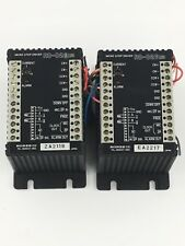 RORZE RD-026M50 MICRO STEP DRIVER LOT OF 2EA