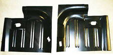 NEW 1965-1970 Ford Mustang Rear Floor Pans Left & Right side Pair, Set
