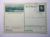 Erbe ! aus Sammlung Ganzsache Uralt Deutsches Reich 1930 8 Pfennig Abb ITZEHOE !