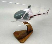 Rotorway Exec 90 Amateur-Built Helicopter Desktop Kiln Dry Wood Model Regular