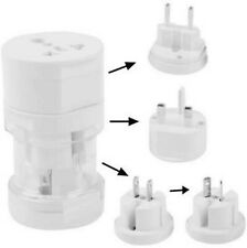 All-In-One Universal Travel Power Adapter for 150 Countries, International Plug