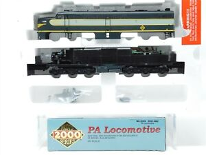 HO Scale Proto 2000 21613 ERIE Alco PA Diesel Locomotive #862 - Does Not Run