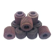 10 X Fibre Motor Pinion Gear for Crypto Peerless C28 Potato Peeler 5/8ths Shaft.