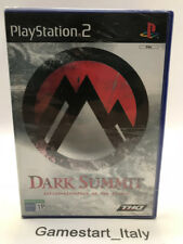 DARK SUMMIT - PS2 - VIDEOGIOCO NUOVO SIGILLATO - NEW SEALED PAL VERSION